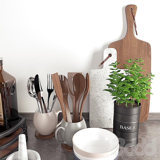 Кухонные аксессуары 1