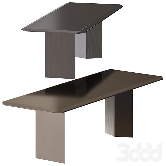 Gallotti & Radice Yol Sect Dining Table