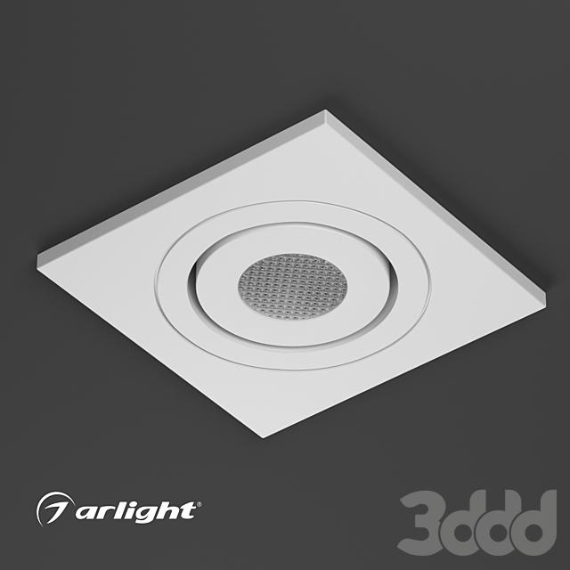 Светильник LTM-S60x60WH 3W