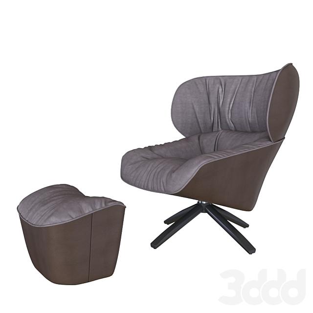 Кресло TABANO