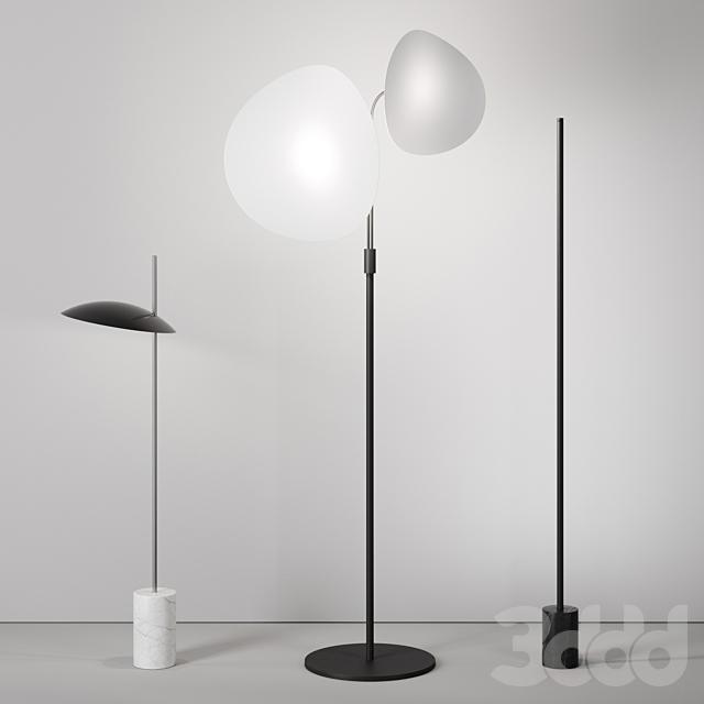 Floor lamp by bs living