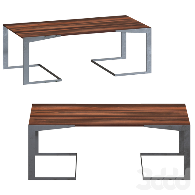 Flash Sister - Coffee Table