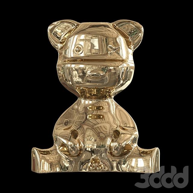 Настольная лампа TEDDY BOY by Qeeboo