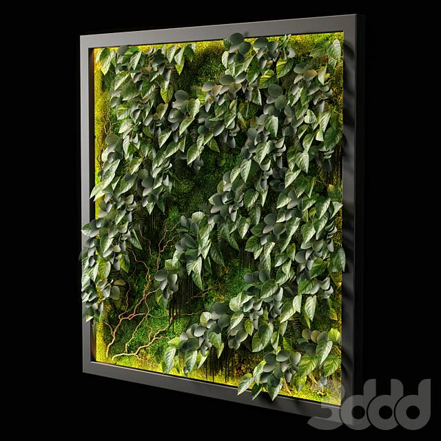 panel green 03