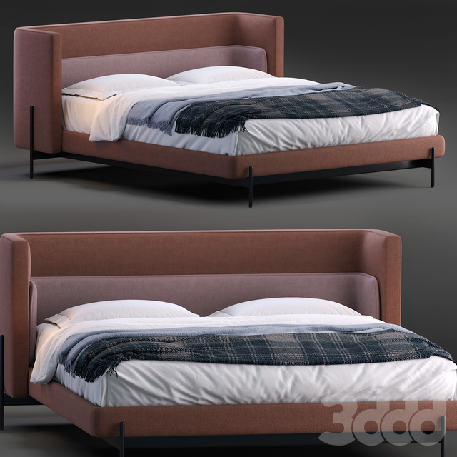 Busnelli Bed YUME