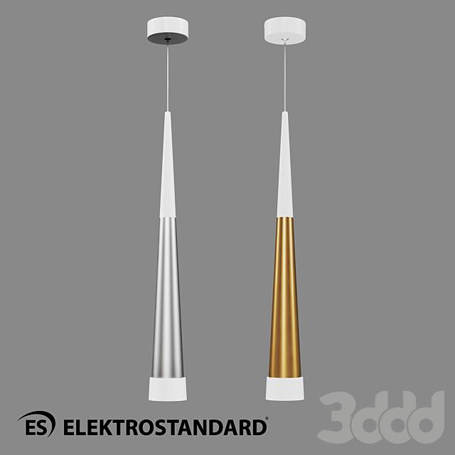 ОМ Подвесной светодиодный светильник Elektrostandard DLR038