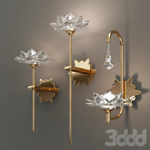 Lotos lamp