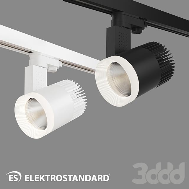 ОМ Трековый светодиодный светильник Elektrostandard LTB36