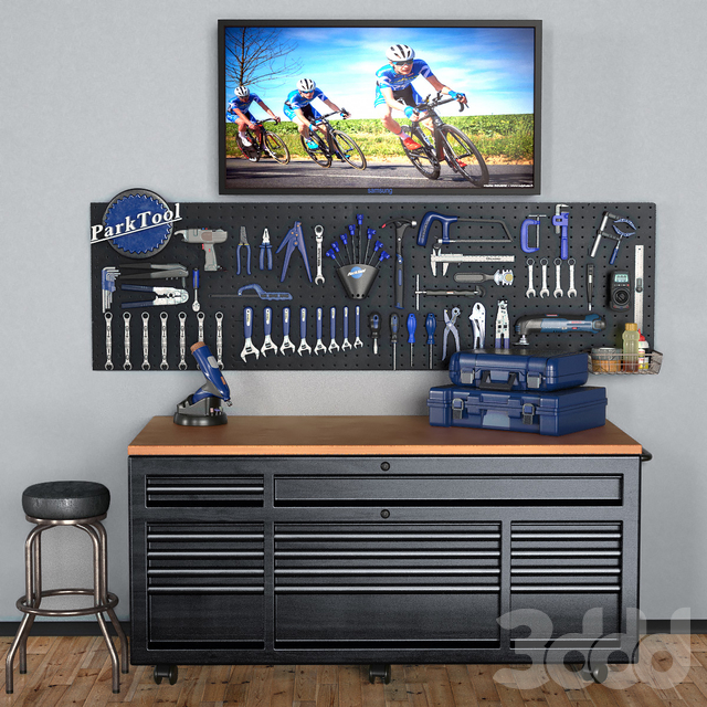 garage tools set 6