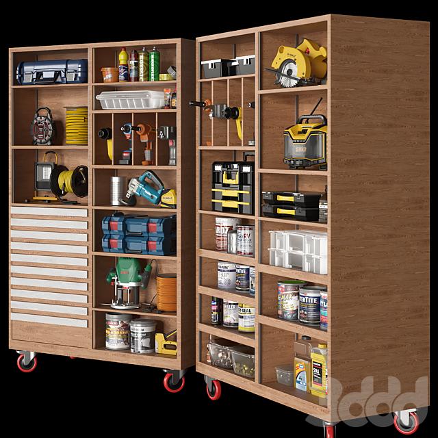 garage tools set 8