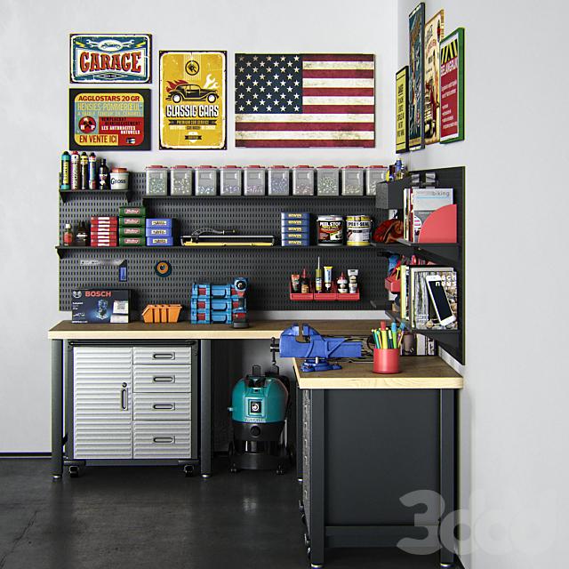 garage tools SET 15