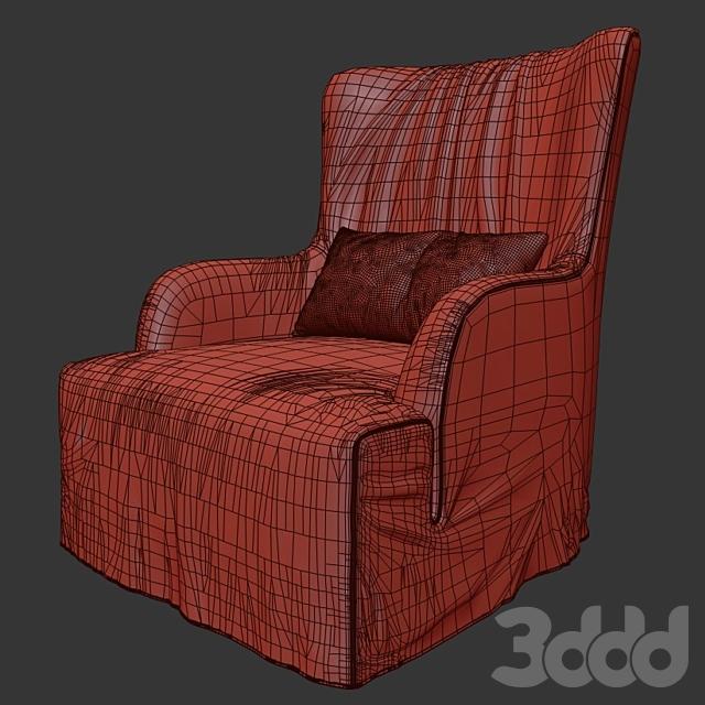 Кресло Meridiani Liu