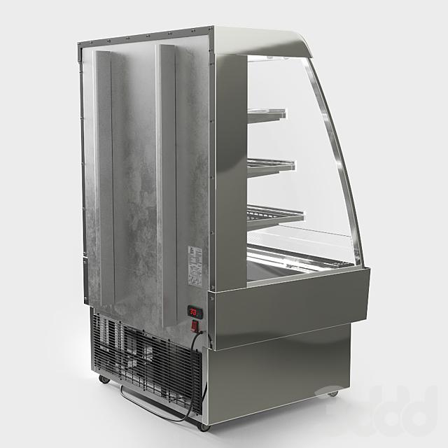 Холодильная витрина: Blizzard GRAB 100 Multideck Display
