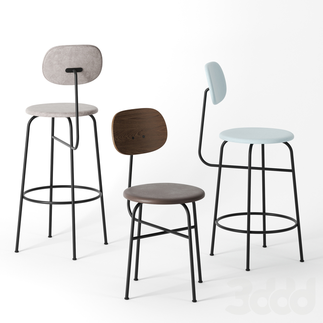 Afteroom chairs by Menu