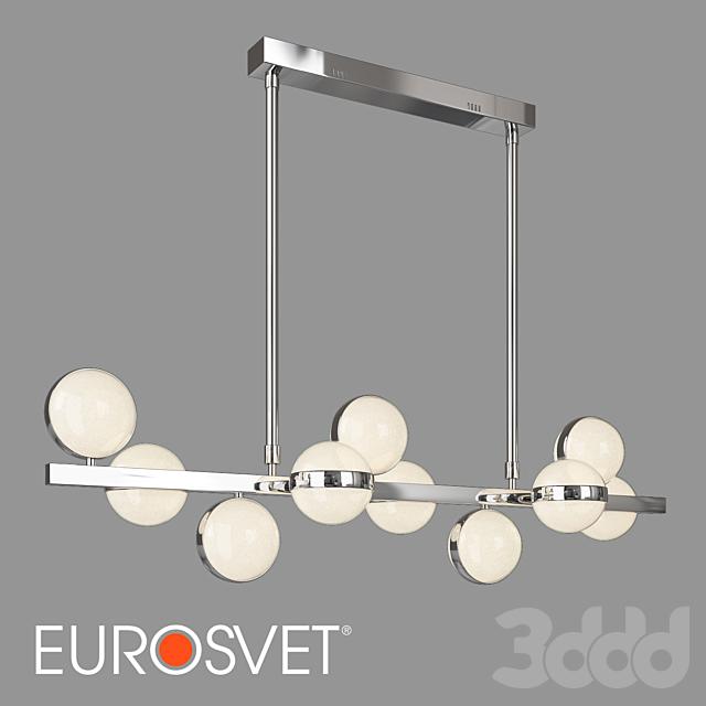 ОМ Подвесной светодиодный светильник Eurosvet 90173/10 Monica