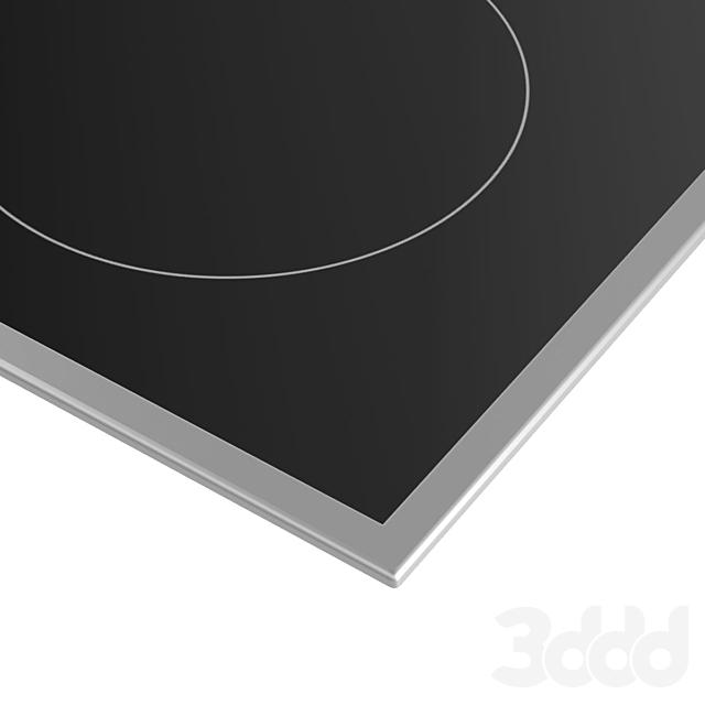 Керамическая электрическая варочная поверхность MIELE KM 6542 FR 750 mm