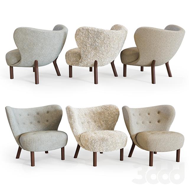 Little Petra Lounge Chair