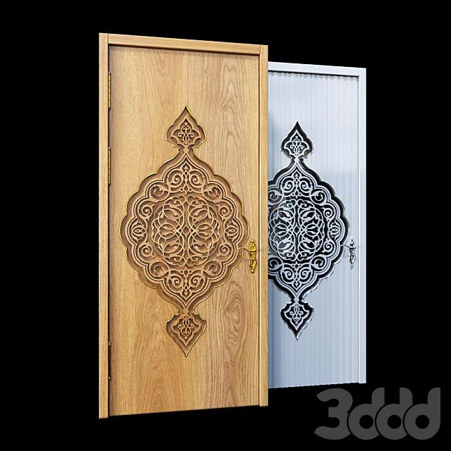 Двери Sharq