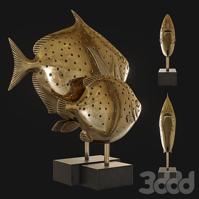 Kare Fish Big and Small