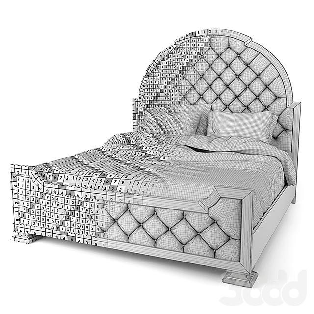 кровать Bernhardt Santa Barbara