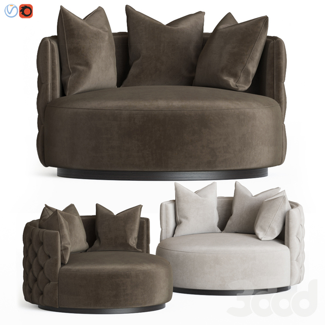 Oscar Love Seat The Sofa & Chair Company