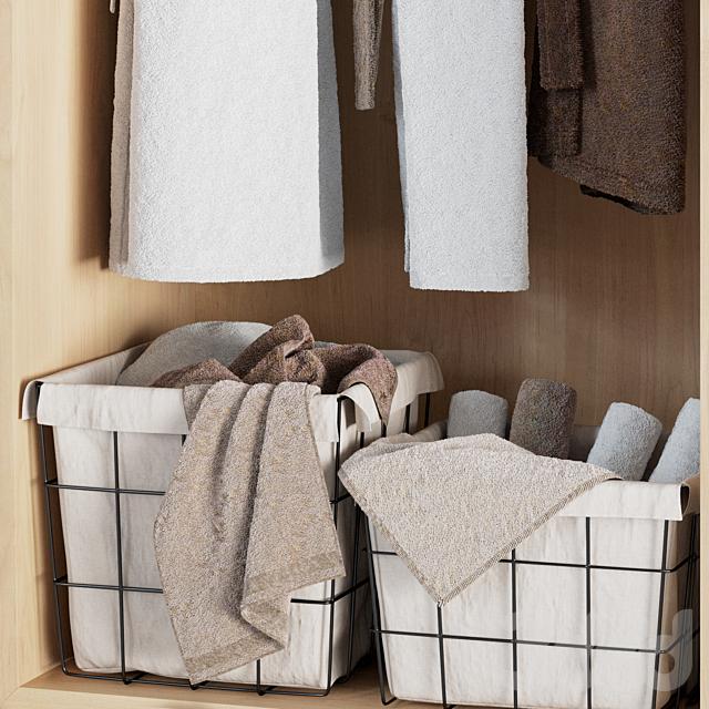 Bathroom decor set