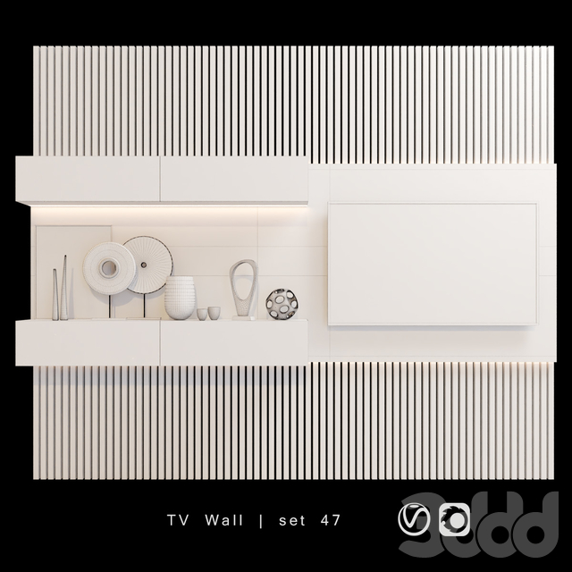 TV Wall | set 47