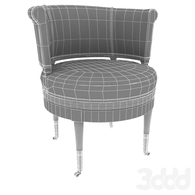 Soane The Swivel Quiver Klismos Chair