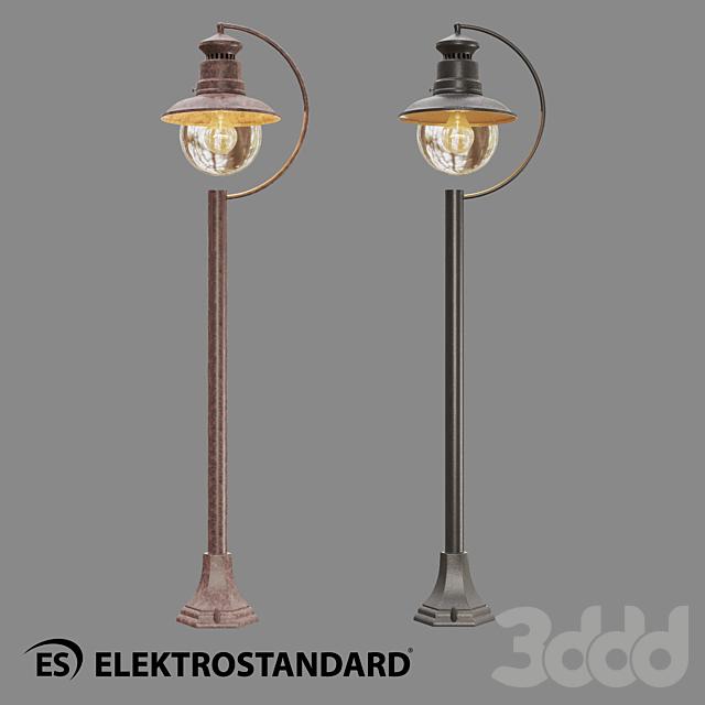 ОМ Уличный светильник на столбе Elektrostandard GL 3002F Talli F
