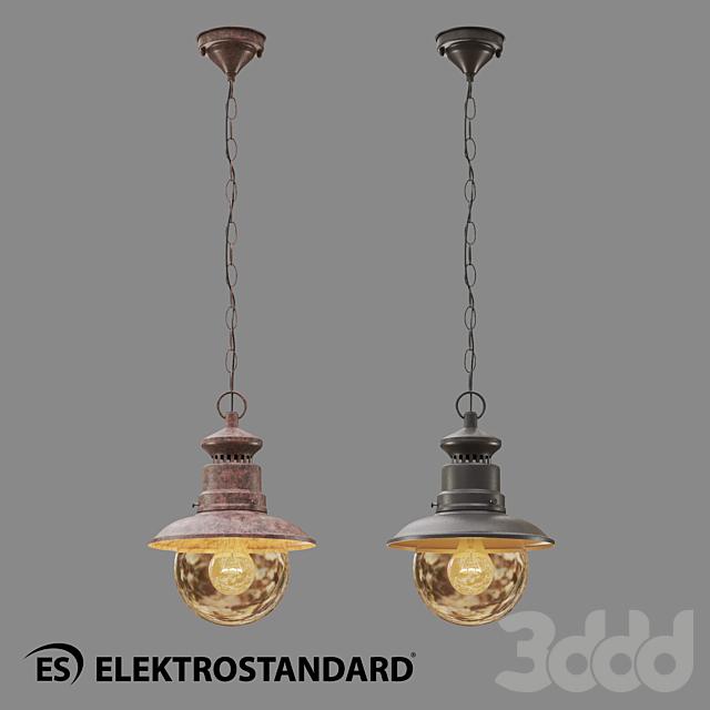 ОМ Уличный подвесной светильник Elektrostandard GL 3002H Talli H