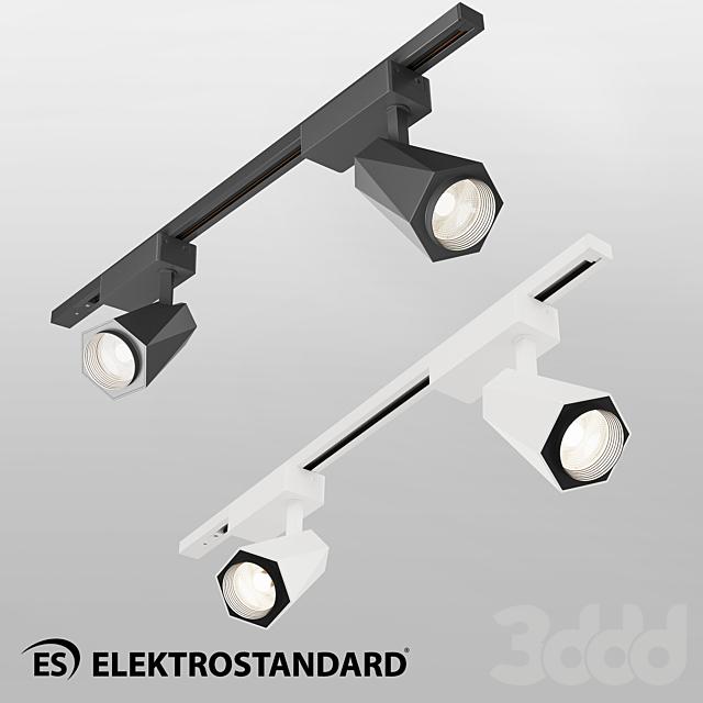 ОМ Трековый светодиодный светильник Elektrostandard LTB46 Magnum