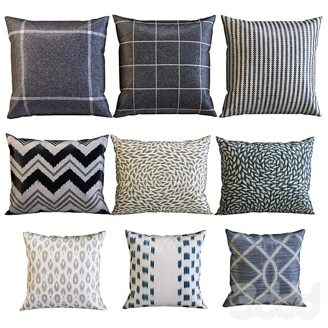 Декоративные подушки 27