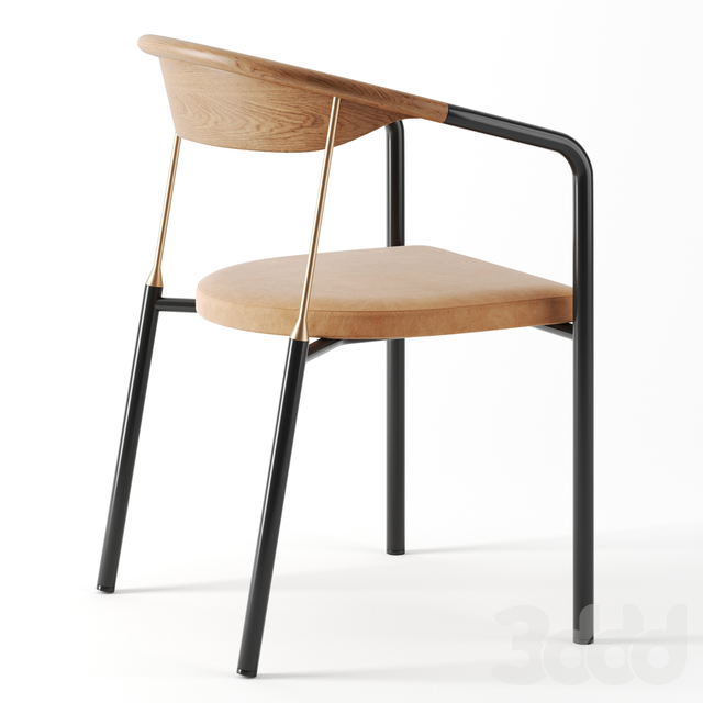 Chairman chair by Onecollection