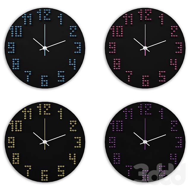 Настенные часы | Портновские булавки