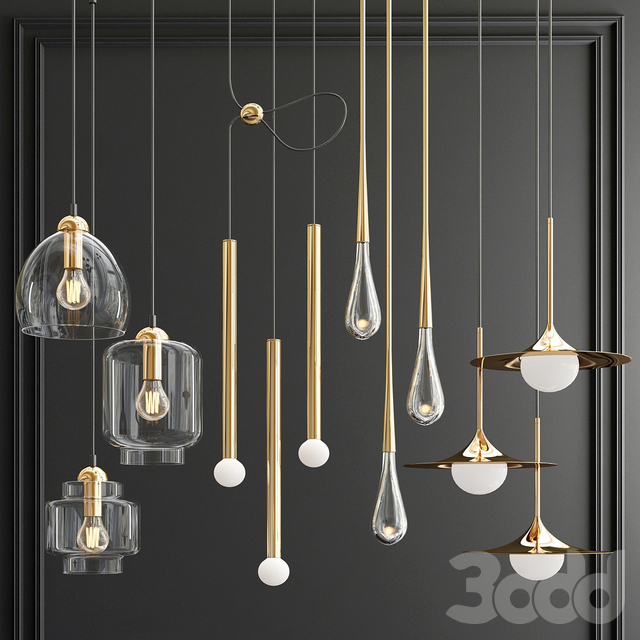 Four Hanging Lights_52 Exclusive