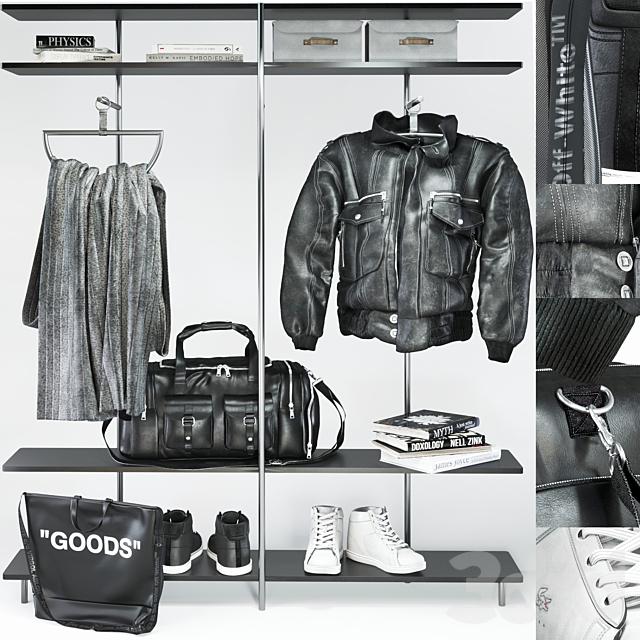 Clothes Set to Hallway__1