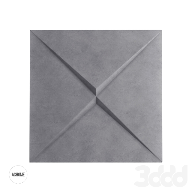 Настенная 3D плитка ASHOME #11