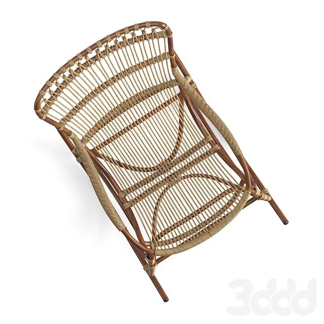 silka design -Monet Rocking Chair