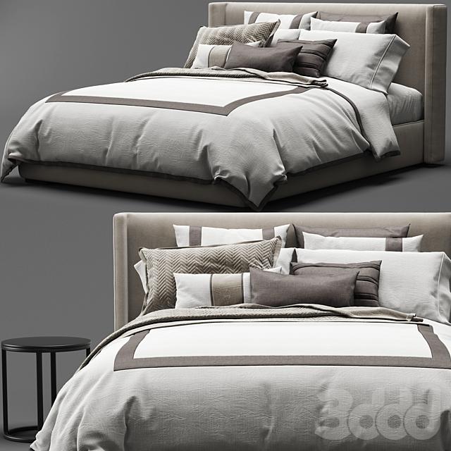 RH Lawson Bed