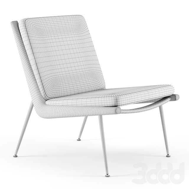 Boomerang HM1 chair by &Tradition