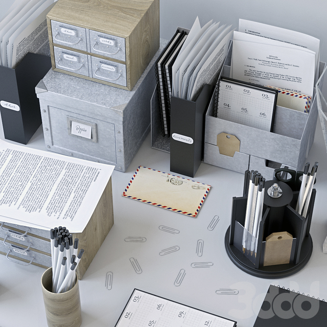 Набор офисных принадлежностей