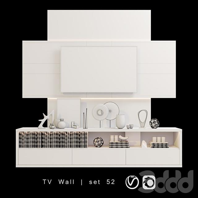 TV Wall | set 52