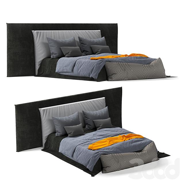 Boho Style Bed03