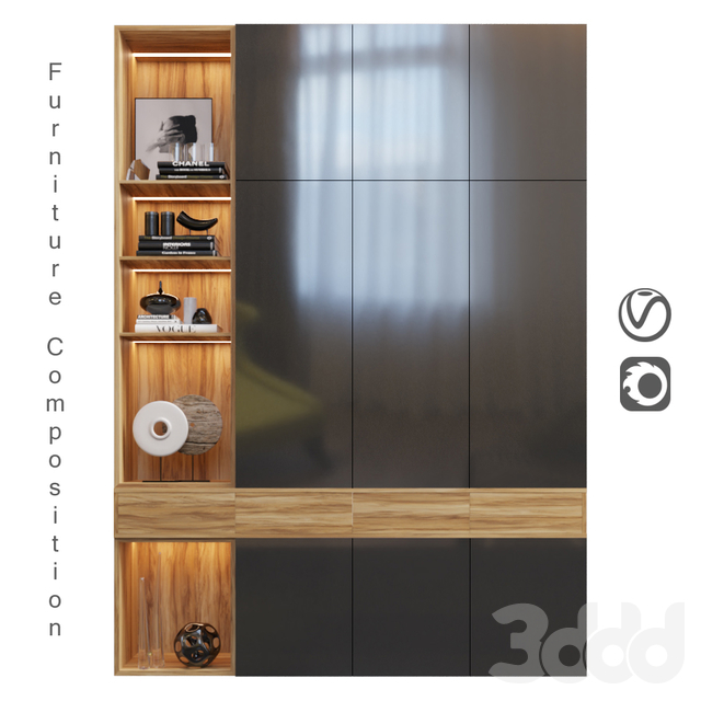 Furniture Composition   10