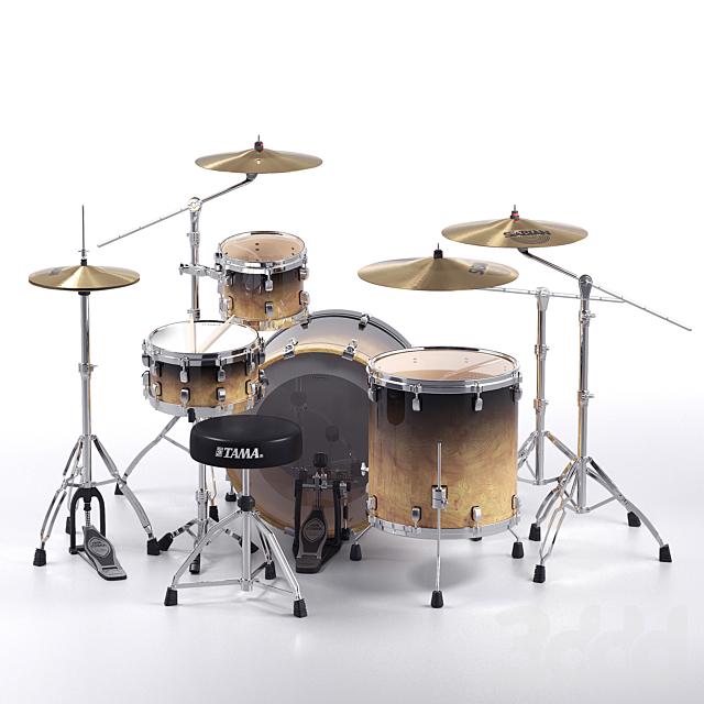 Барабанная установка Tama Performer