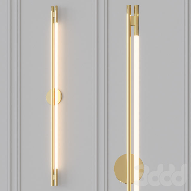 Leto Wall Sconce - Luke Lamp Co
