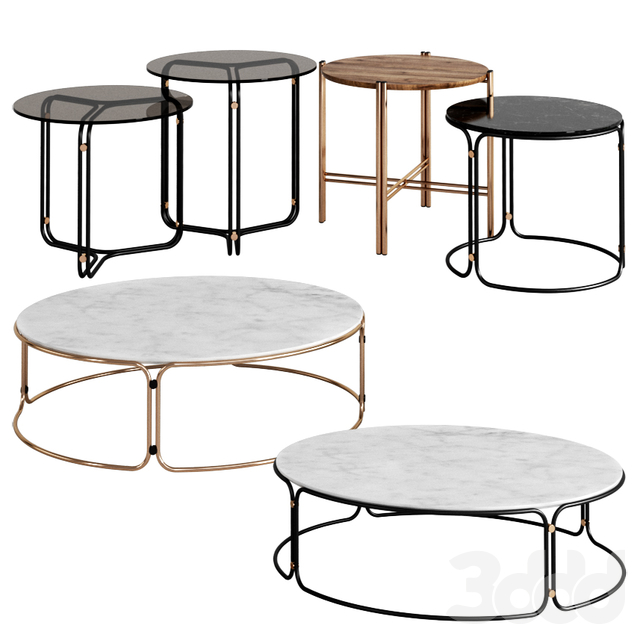 praddy Bamboo Tables