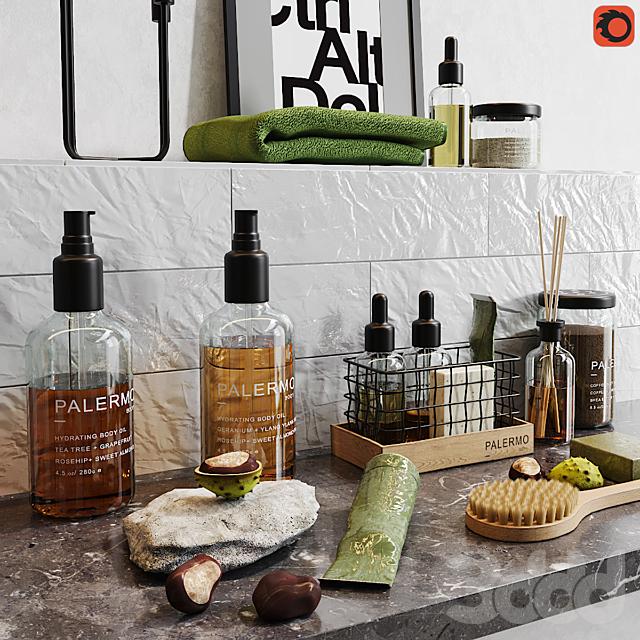 Декоративный набор для ванны_1