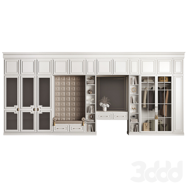 Мебельная композиция 93 часть 2