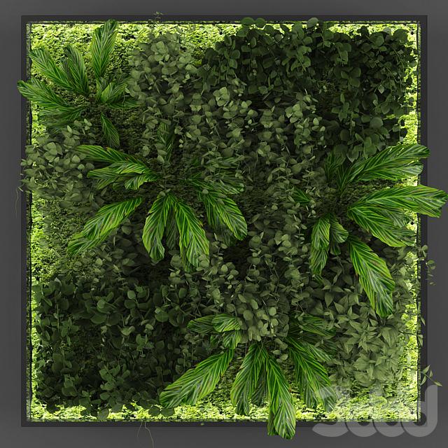 Vertical garden 075
